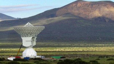 Mendoza espacial: una antena de la agencia europea en Malargüe comunica a la sonda Rosetta