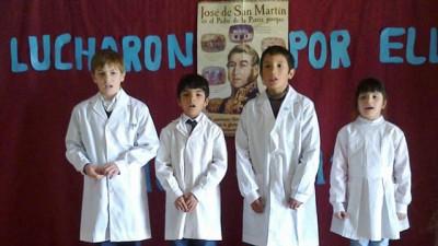 Colonia Algarrobitos: La historia de una escuelita que cumple l00 años y tiene 4 alumnos