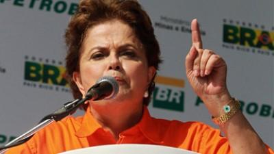 """Dilma dijo que el escándalo de Petrobras """"cambiará para siempre"""" a Brasil"""
