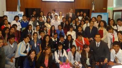 Concejos Deliberantes Estudiantiles de Jujuy debatieron