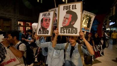 La ONU responsabilizó al Estado mexicano por la desaparición de los estudiantes