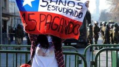 Educación universitaria en Chile, gratuita desde 2016