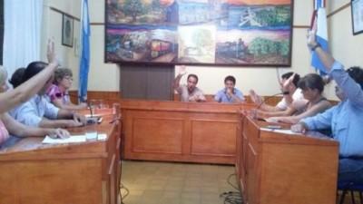 Cruz del Eje: Ediles ratificaron las Paso y el Intendenteno podrá vetarlas otra vez