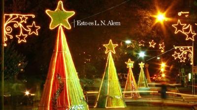 1ra edición Nacional de la Fiesta de la Navidad en Alem del 12 al 21 de diciembre