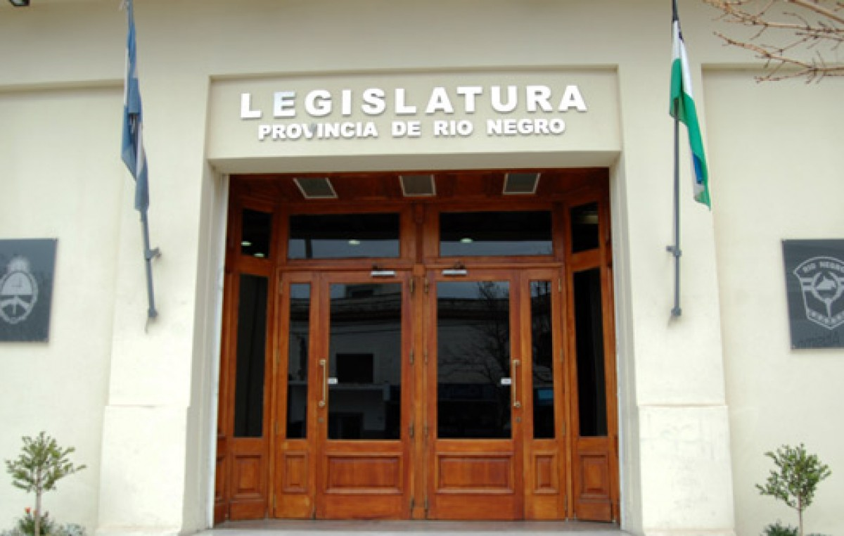 Proyecto para reformar Ley de Municipios de Río Negro volvió a comisión