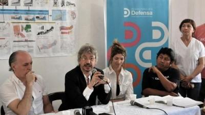 Ciudad de Buenos Aires: Presentaron un proyecto para la urbanización del barrio Rodrigo Bueno