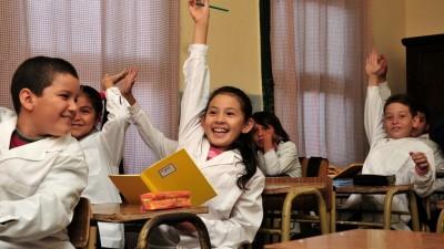 Los chicos argentinos mejoraron en las tres áreas del aprendizaje