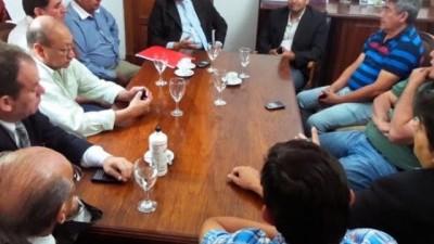 Gobierno Riojano y municipios discuten la letra chica de la coparticipación