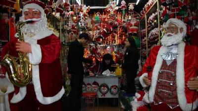 Yiwu, la ciudad donde todo el año es Navidad