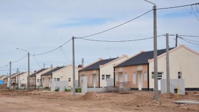 Santa Rosa: El 22 de diciembre entregan 170 viviendas