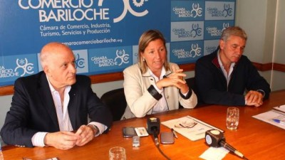 Bariloche: Proyectan convertir Onelli en un Centro Comercial a cielo abierto