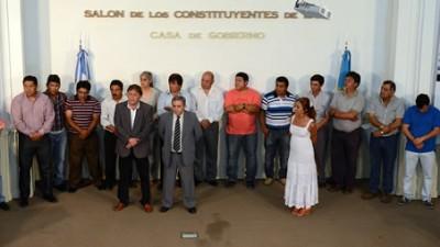 Las Comunas Rurales de Chubut también irán a las Paso
