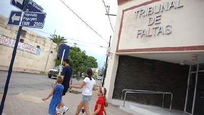 Por el colapso del existente, crean dos nuevos tribunales de faltas en Río Cuarto