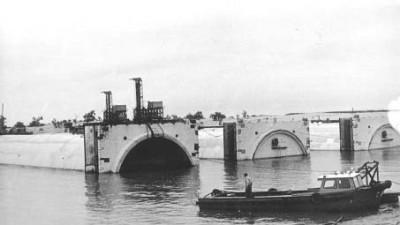 La construcción del Túnel Subfluvial , en la memoria de sus hacedores