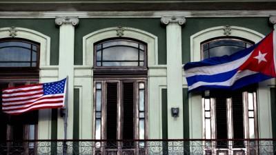 Cuba y EE.UU. tuvieron su primera cita