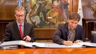 Argentina y Alemania firmaron el acuerdo por el Club de París