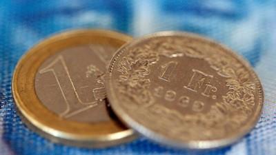 Suiza afirma que la nueva paridad del Franco con el Euro no afectará su economía