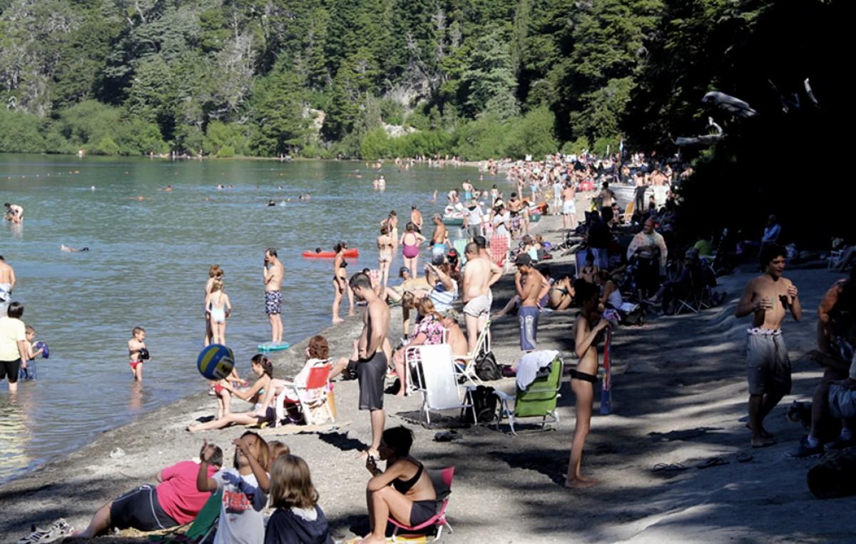 La primera quincena de enero cerró con un aumento del 10 por ciento del movimiento turístico