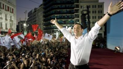 La izquierda radical se impuso en Grecia