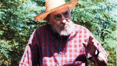 Fidel Castro no confía en Estados Unidos pero respalda la solución pacífica a los conflictos