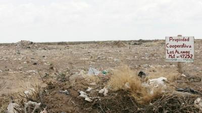Centenario: de basural a barrio, giro drástico en plena meseta