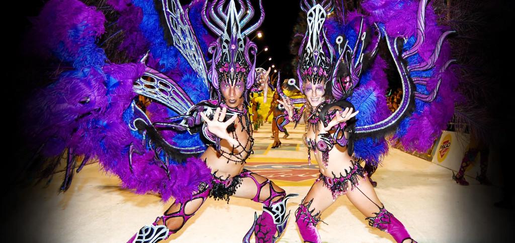Carnaval de Gualeguaychú 10, 17, 24 y 31 de Enero y 7, 14, 15, 16 ...