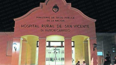 En San Vicente también abogan por el traspaso del Hospital Carrillo