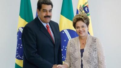 Brasil ayudará a Venezuela a recuperar su economía