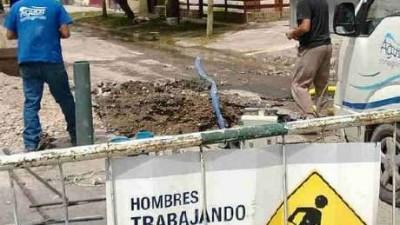 Más de$6.000.000 en obras de agua en Roca y Campo Grande