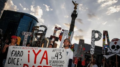 México: Imputan a ex alcalde por la desaparición de estudiantes