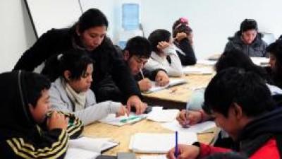 Apoyo escolar gratuito, un servicio municipal destacado por estudiantes de la ciudad de Salta