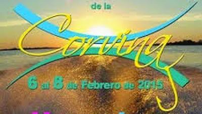 XIV Fiesta Nacional de la Corvina del 6 al 8 de febrero en Herradura, Formosa