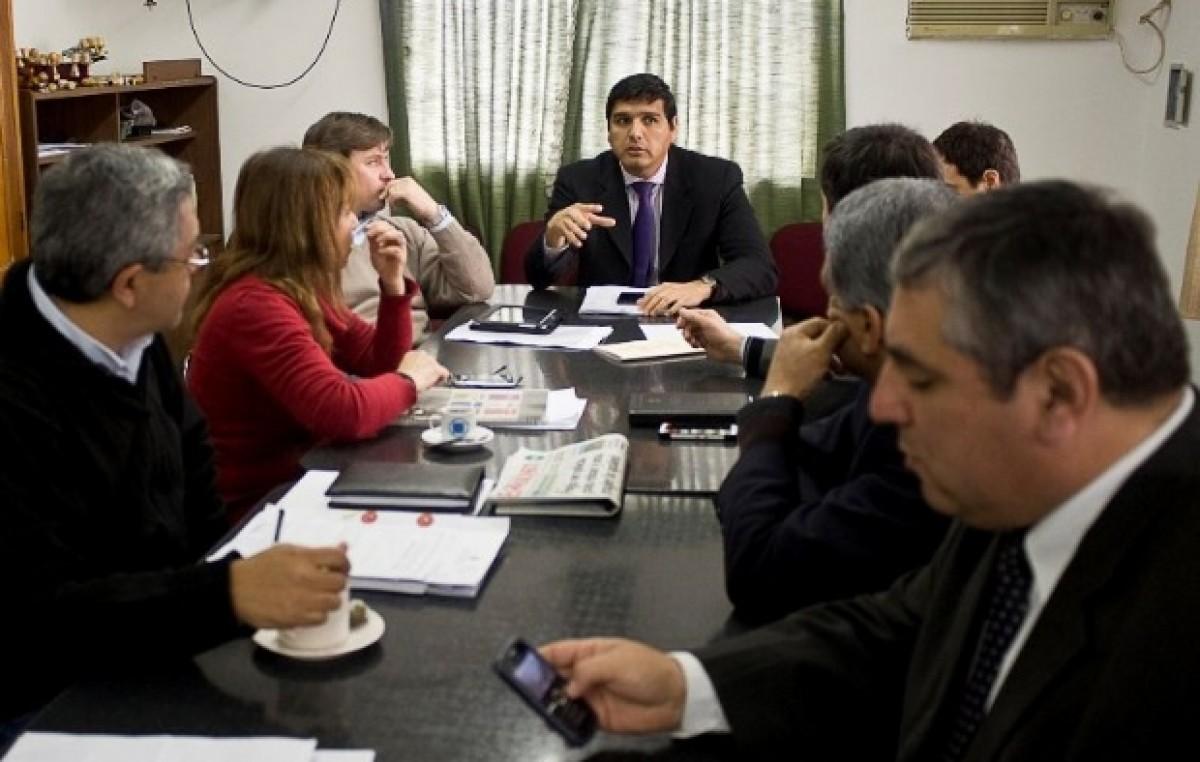 El municipio no descarta el veto al Presupuesto del CDde Catamarca