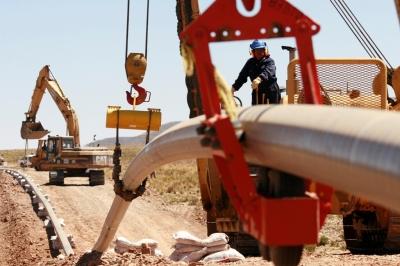 Adjudicaron nuevo tramo del gasoducto del NEA por $11.350 millones