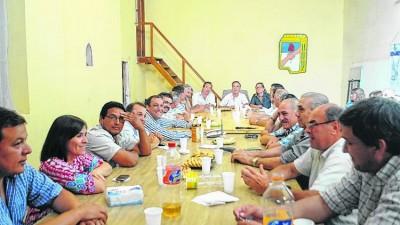 Río Negro: Intendentes opositores no presentarán proyectos