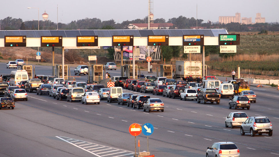 2015 con aumentos suben los peajes en buenos aires entre for Benetton quedara autopista panamericana acceso oeste