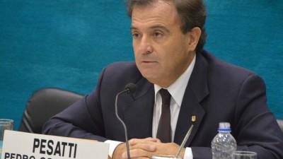 El vicegobernador de Río Negro explicó los mecanismos de asignación de fondos hidrocarburíferos a municipios