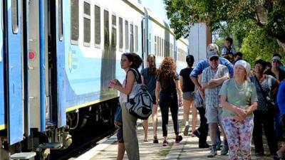 Paseos en tren organizados por la Municipalidad deGeneral Pico