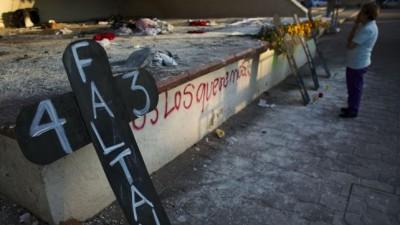 México sufre desapariciones generalizadas