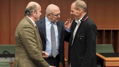 El Eurogrupo aceptó ampliar la financiación a Grecia por cuatro meses más