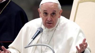 """Francisco afirmó que pagar sueldos en negro es un """"pecado gravísimo"""""""