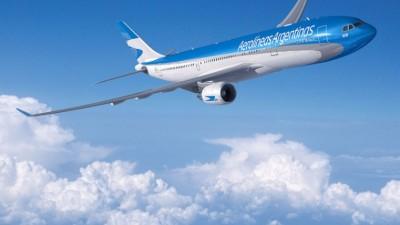 Aerolíneas Argentinas superó otro récord de pasajeros en enero