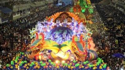 El Carnaval de Brasil reunirá casi 7 millones de turistas
