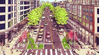 """Ahora la tendencia en el mundo es pensar las """"calles completas"""""""