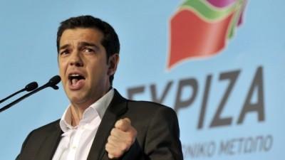 """El Primer Ministro Griego desafía a Europa: """"desmantelará"""" el plan de austeridad"""