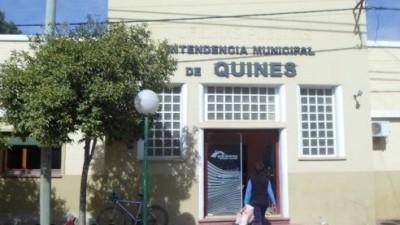 La Municipalidad de Quines otorgará un aumento salarial del 30%