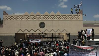 EEUU, Reino Unido y Francia cerraron sus embajadas en Yemen