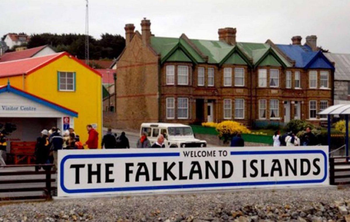 Reforzarán las defensas de la base militar en las Islas Malvinas