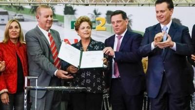 Gobernador opositor pide poner fin a intolerancia contra Rousseff