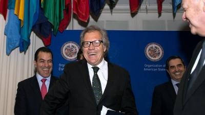 Un uruguayo es el nuevo secretario general de la OEA